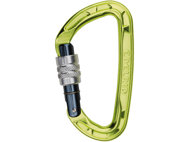 Edelrid Pure Screw Karabiner oasis